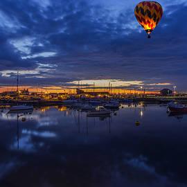 Ian Mitchell - Harbour Night Flight
