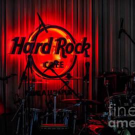 Adrian Evans - Hard Rock