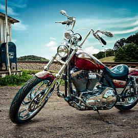 Mark Hazelton - Harley D 7