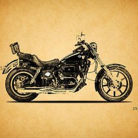 Harley Davidson FXB 1980 - Mark Rogan