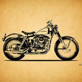 Harley Davidson XLCH 1964 - Mark Rogan