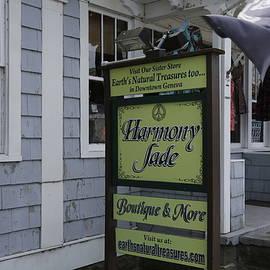 Jeff Roney - Harmony Jade