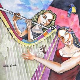 Guri Stark - Harp and Flute