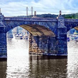 Susan Savad - Harrisburg PA - Market Street Bridge