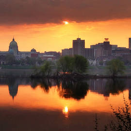 Lori Deiter - Harrisburg Skyline