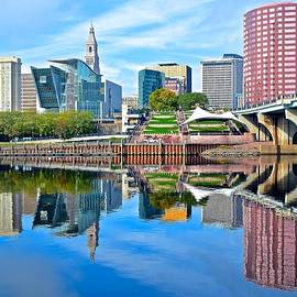 Frozen in Time Fine Art Photography - Hartford Reflects
