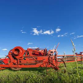 Ken Morris - Hatfiled Farm