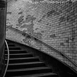 Haunted Stairs - Martin Newman