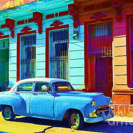 Chris Andruskiewicz - Havana Classic Car
