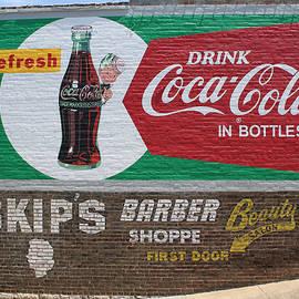 J Laughlin - Have a Coca Cola at Skips Barber Shoppe