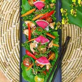 James Temple - Hawaii Pahole Fern Salad