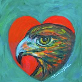 Kendall Kessler - Hawk Heart