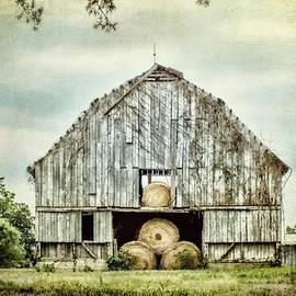 Melissa Bittinger - Hay Barn Rural Landscape Scenery