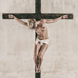 Ramon Martinez - HDR Crucifix in Warm Tones