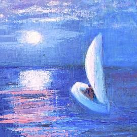 Marla McPherson - Heading Home Under The Moonlit Sky