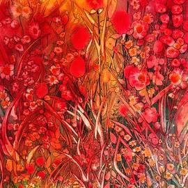 Shirley Sykes Bracken - Heady Flowers