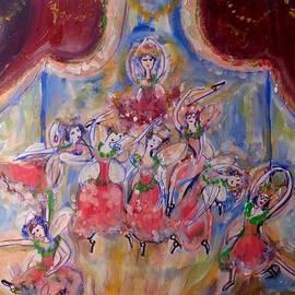 Judith Desrosiers - Heal the world ballet