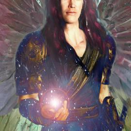Suzanne Silvir - Healing Angel/Raphael