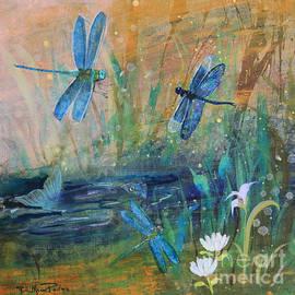 Robin Maria Pedrero - Healing Dragonflies
