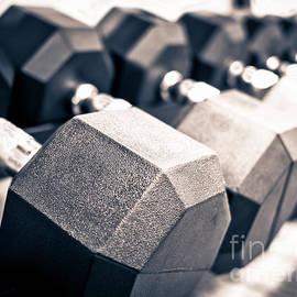 Healthclub Free Weights Dumbbell Rack - Paul Velgos