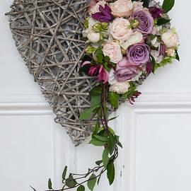 Helen Northcott - Heart and Flowers iii