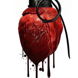 Nicklas Gustafsson - Heart grenade
