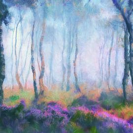 Georgiana Romanovna - Heather On A Misty Hill