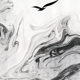 Oiyee  At Oystudio - Heaven And Earth And One Lone Gull