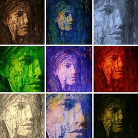 Richard Ray - Heaven Is Near Collage