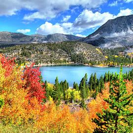 Lynn Bauer - Heavenly Colors at Rock Creek Lake