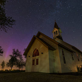 Aaron J Groen - Heavenly Lights