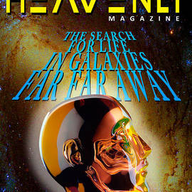 Mike Nellums - Heavenly Magazine faux cover
