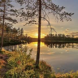 Rose-Marie Karlsen - Heavenly Sunset