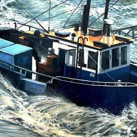 Eileen Patten Oliver - Heavy Seas