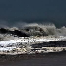 Kim Bemis - Stormy Surf