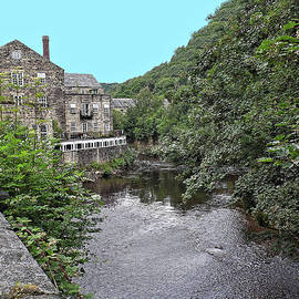 Hebden Canal