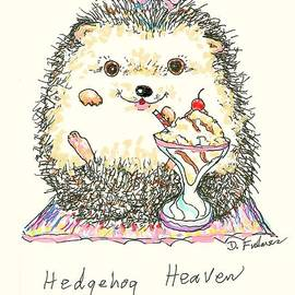 Denise Fulmer - Hedgehog Heaven