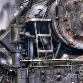 Jerry Fornarotto - Heisler Steam Engine