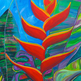 Beth Cooper - Heliconia