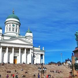 Paul Mc Namara - Helsinki Cathedral Front View