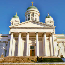 Paul Mc Namara - Helsinki Cathedral Side View
