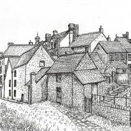 Carol Wisniewski - Hemsley Village - in Yorkshire England