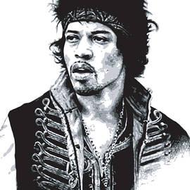 Caio Caldas - Hendrix No.02