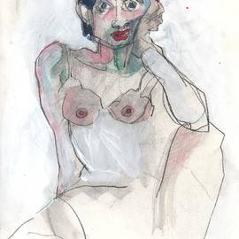 Carolyn Weltman - Her - Self Portrait