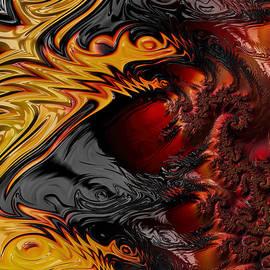 Ann Garrett - Here Be Dragons
