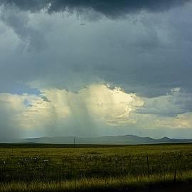 Barbara Zahno - Here comes the rain