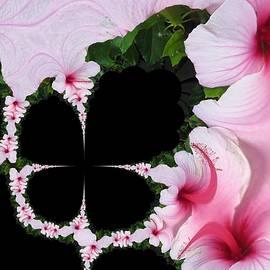 Nancy Pauling - Hibiscus Fractal