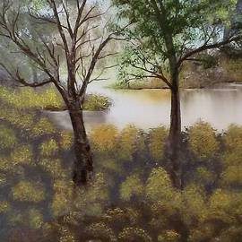 Lee Bowman - Hidden Blue Ridge Pond 147