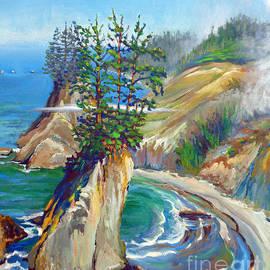 Vanessa Hadady BFA MA - Hidden Cove