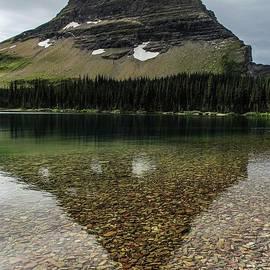 Joe Faragalli - Hidden Lake Reflection